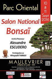 Aff. salon bonsaï 2016